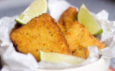 Filé de Peixe com Curry e Limão